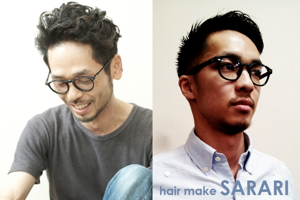 hair make SARARI