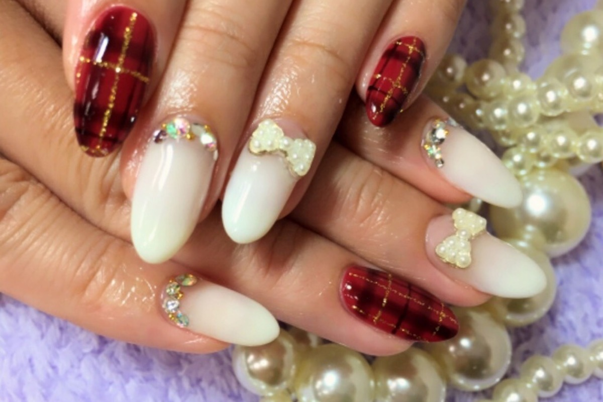milk nail