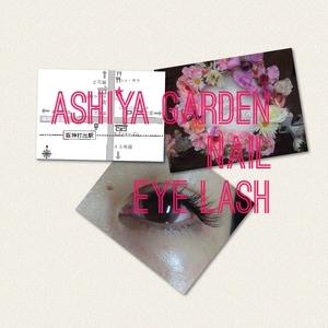 Ashiya Garden Nail EYELASH