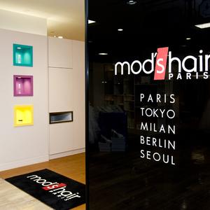 mod's hair プランタン銀座