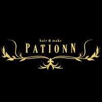 PATIONNのロゴ画像