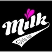 milk nailのロゴ画像
